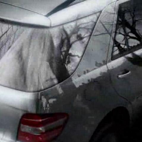 "Mercedes ""Reflection"""