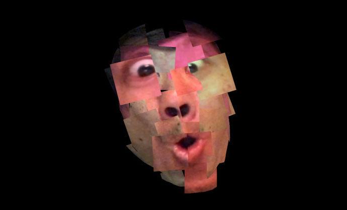 Facebook AR Studio Collage Face