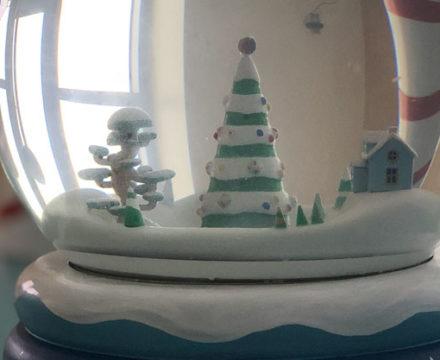 Honda Snow Globe VR